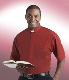 Clergy shirts from The Robe Shop